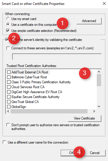 Configure Wired Authentication Settings via GPO | RayDBG